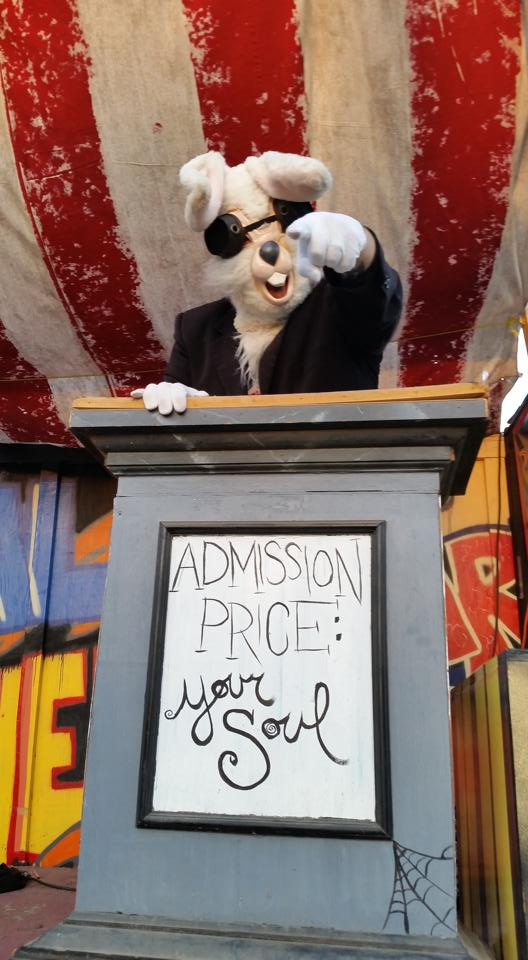Admission Price: Your Soul
